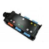 Пульт КПВТ 114, 6-и кнопочный +кнопка звонок +старт +стоп +ключ, IP-54, 1ExdIIBT5, взрывозащищенный