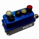 Пульт 4 кнопочный + аварийный стоп, (SWH4), класс защиты ЕEx-d II С T5, IP-65, zone 1-2-21-22, взрывозащищенный