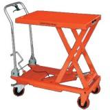 Передвижной подъёмный стол серии WP ГП.300/750кг.