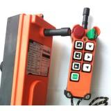 Радиоуправление Telecrane A25-6D (6 кнопочное 2 Скор.)